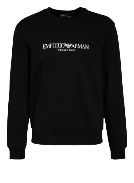 EMPORIO ARMANI Sweatshirt, Farbe: SCHWARZ (Bild 1)