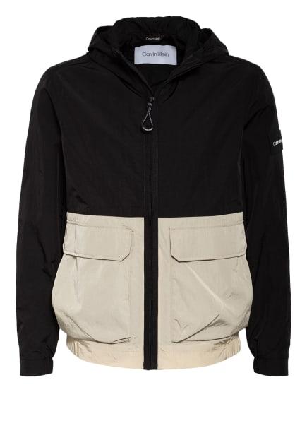 Calvin Klein Jacke, Farbe: SCHWARZ/ BEIGE (Bild 1)