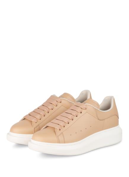 Alexander McQUEEN Plateau-Sneaker, Farbe: BEIGE (Bild 1)