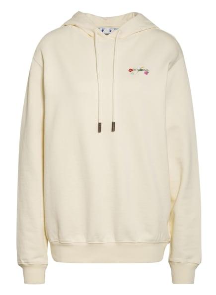 Off-White Hoodie , Farbe: ECRU (Bild 1)