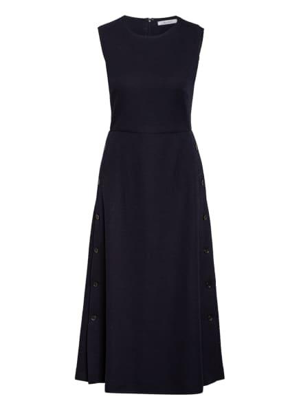 Max Mara Piqué-Kleid LINDSEY , Farbe: DUNKELBLAU (Bild 1)