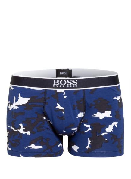 BOSS Boxershorts, Farbe: BLAU/ DUNKELBLAU/ WEISS (Bild 1)