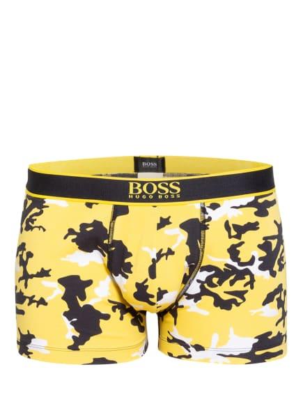 BOSS Boxershorts, Farbe: GELB/ SCHWARZ/ WEISS (Bild 1)