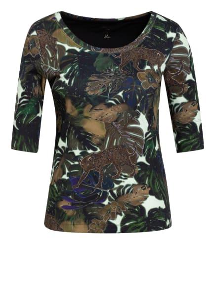 MARC CAIN T-Shirt, Farbe: 507 paradise green (Bild 1)