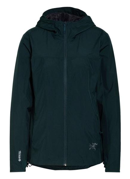 ARC'TERYX Outdoor-Jacke SOLANO, Farbe: DUNKELGRÜN (Bild 1)