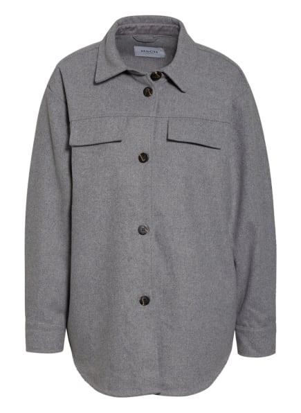 MOSS COPENHAGEN Overshirt MAUDE, Farbe: GRAU (Bild 1)