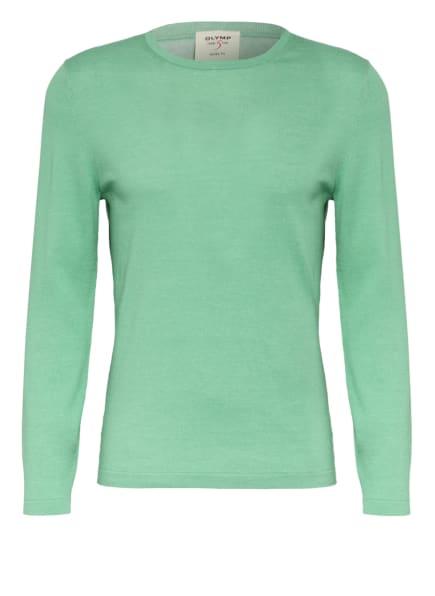 OLYMP Pullover, Farbe: HELLGRÜN (Bild 1)