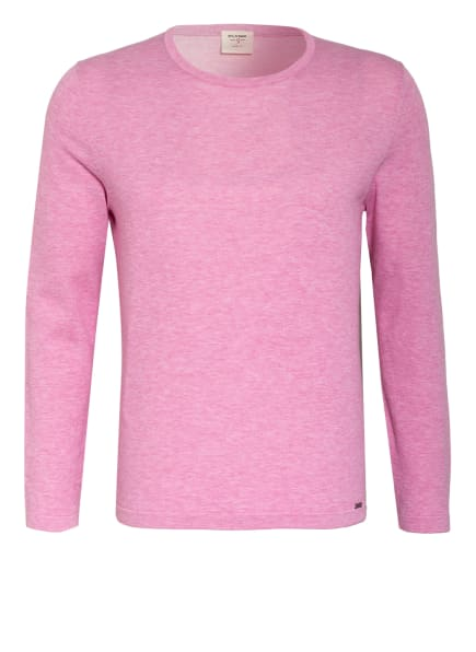 OLYMP Pullover, Farbe: ROSA (Bild 1)