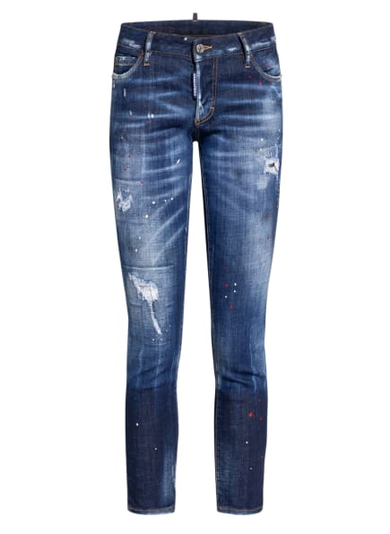 DSQUARED2 7/8-Destroyed Jeans JENNIFER , Farbe: 470 (Bild 1)