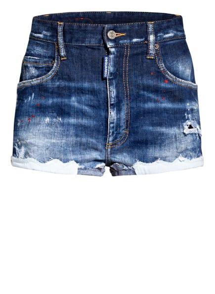 DSQUARED2 Jeans-Shorts, Farbe: 470 JEANS COLOUR (Bild 1)