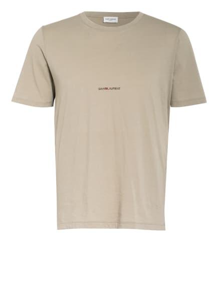 SAINT LAURENT T-Shirt, Farbe: OLIV (Bild 1)