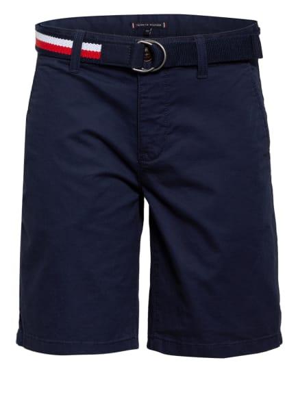 TOMMY HILFIGER Shorts, Farbe: DUNKELBLAU (Bild 1)