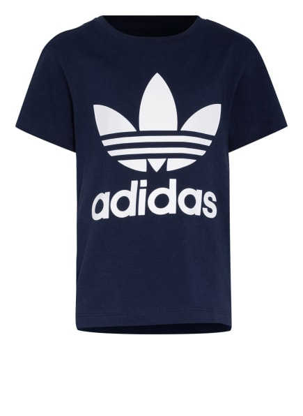 adidas Originals T-Shirt, Farbe: BLAU/ WEISS (Bild 1)