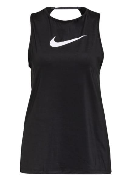 Nike Tanktop PRO, Farbe: SCHWARZ/ WEISS (Bild 1)