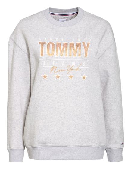 TOMMY JEANS Sweatshirt, Farbe: HELLGRAU (Bild 1)