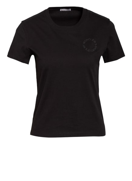 MONCLER T-Shirt, Farbe: SCHWARZ (Bild 1)