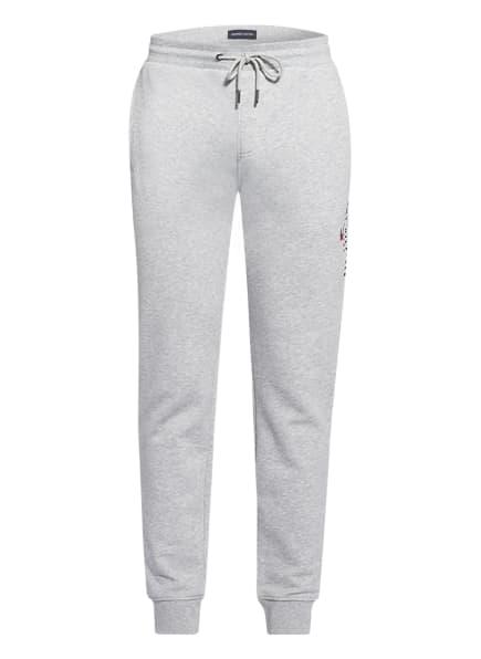 TOMMY HILFIGER Sweatpants, Farbe: WEISS/ GRAU (Bild 1)