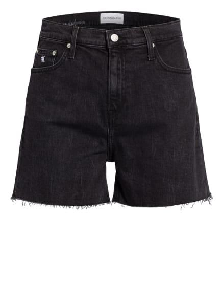Calvin Klein Jeans Jeans-Shorts , Farbe: 1BY DENIM BLACK (Bild 1)