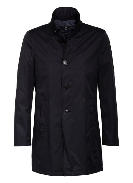 STROKESMAN'S Mantel mit herausnehmbarer Blende, Farbe: DUNKELBLAU (Bild 1)