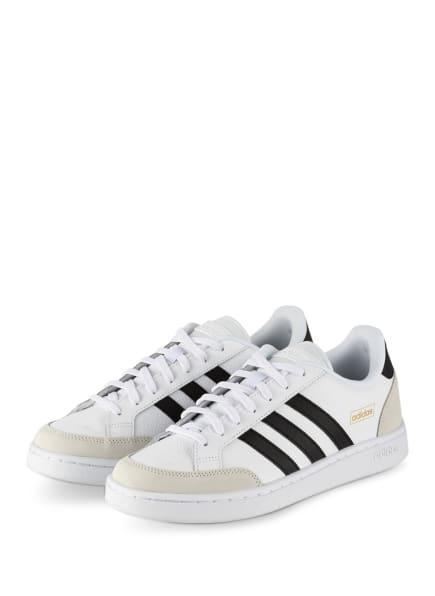 adidas Sneaker GRAND COURT SE, Farbe: WEISS/ SCHWARZ (Bild 1)