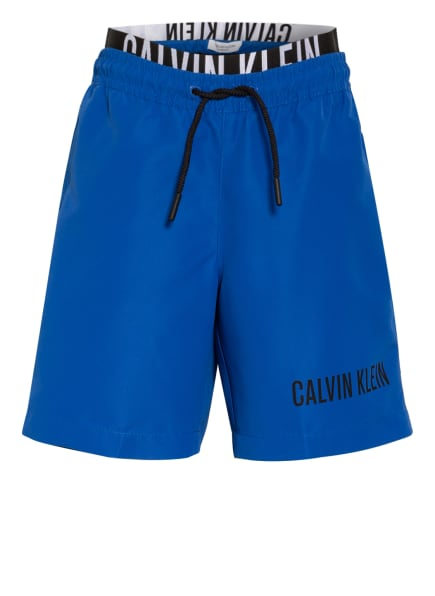 Calvin Klein Badeshorts, Farbe: BLAU (Bild 1)