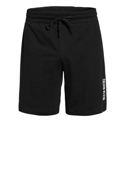 Calvin Klein Sweatshorts , Farbe: SCHWARZ (Bild 1)