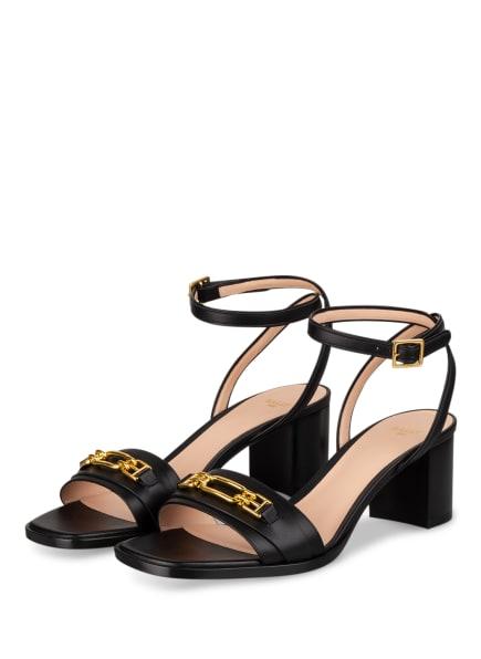 BALLY Sandaletten DOSSY , Farbe: SCHWARZ (Bild 1)
