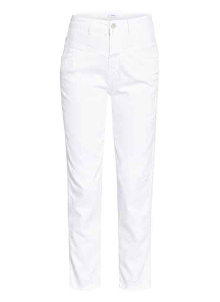 CLOSED Flared Jeans PEDAL PUSHER , Farbe: 200 WHITE (Bild 1)