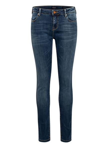 SCOTCH R'BELLE Jeans LA CHARMANTE Skinny Fit, Farbe: BLAU (Bild 1)