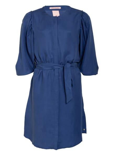SCOTCH R'BELLE Kleid mit 3/4-Arm , Farbe: BLAU (Bild 1)