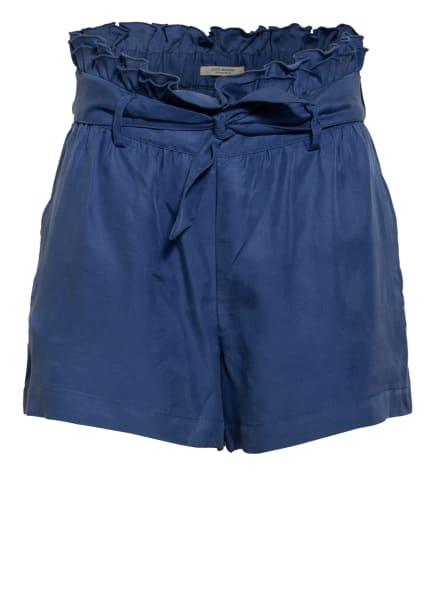 SCOTCH R'BELLE Paperbag-Shorts, Farbe: BLAU (Bild 1)