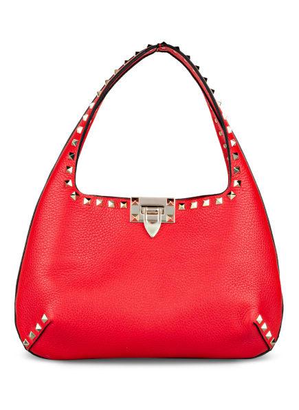 VALENTINO GARAVANI Handtasche ROCKSTUD, Farbe: ROT (Bild 1)