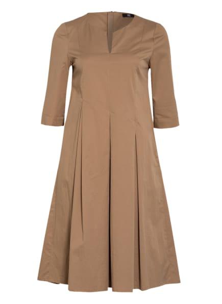 RIANI Kleid mit 3/4-Arm , Farbe: BRAUN (Bild 1)