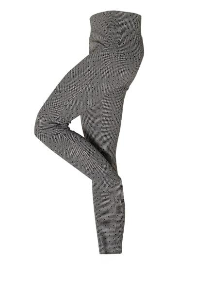 ESPRIT Leggings, Farbe: SCHWARZ/ WEISS (Bild 1)