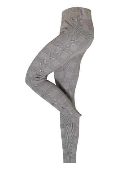 ESPRIT 7/8-Leggings, Farbe: SCHWARZ/ WEISS (Bild 1)