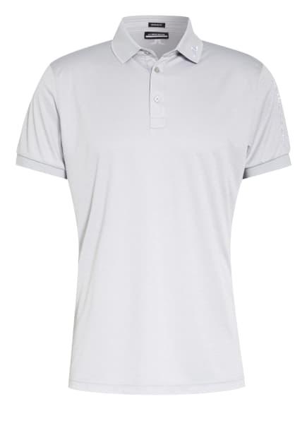 J.LINDEBERG Funktions-Poloshirt Regular Fit, Farbe: HELLGRAU (Bild 1)