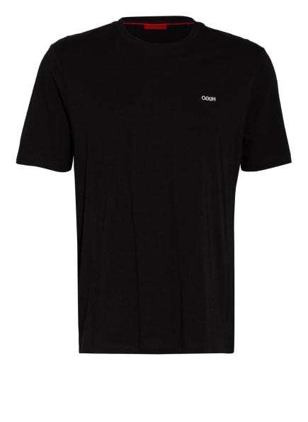 HUGO T-Shirt DERO, Farbe: SCHWARZ (Bild 1)