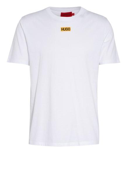 HUGO T-Shirt DURNED, Farbe: WEISS (Bild 1)