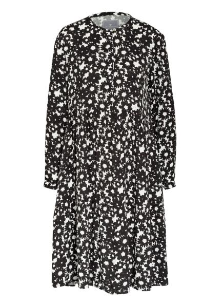 LIEBLINGSSTÜCK Kleid RISA, Farbe: SCHWARZ/ WEISS (Bild 1)