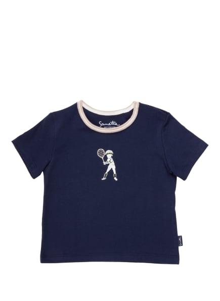Sanetta FIFTYSEVEN T-Shirt , Farbe: DUNKELBLAU (Bild 1)