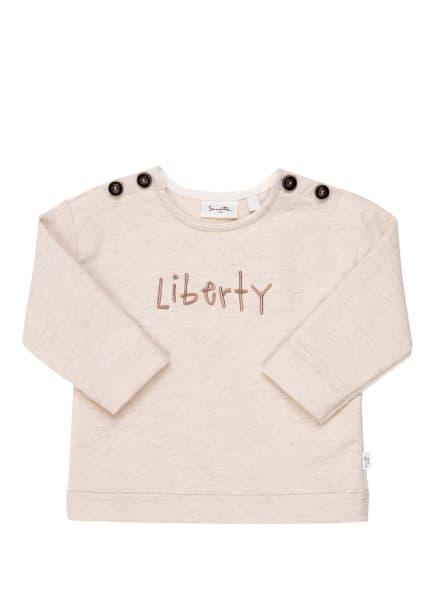 Sanetta PURE Sweatshirt, Farbe: CREME (Bild 1)