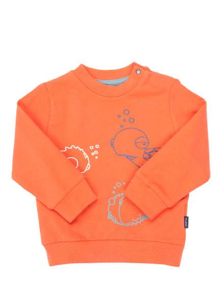 Sanetta KIDSWEAR Sweatshirt, Farbe: LACHS (Bild 1)