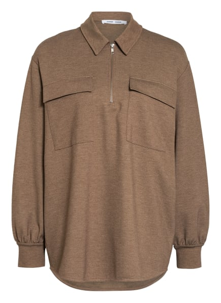 SAMSØE  SAMSØE Oversized-Pullover JESSY, Farbe: BEIGE (Bild 1)