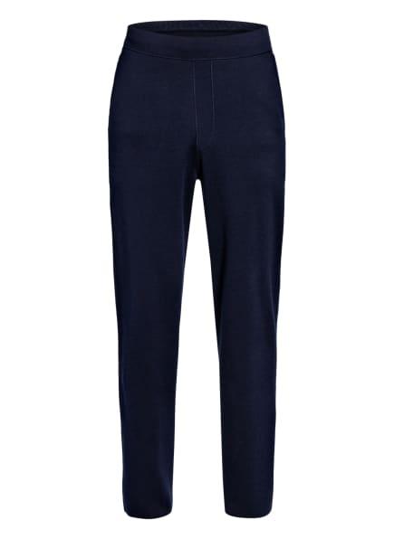 Brioni Cashmere-Hose im Jogging-Stil, Farbe: DUNKELBLAU (Bild 1)