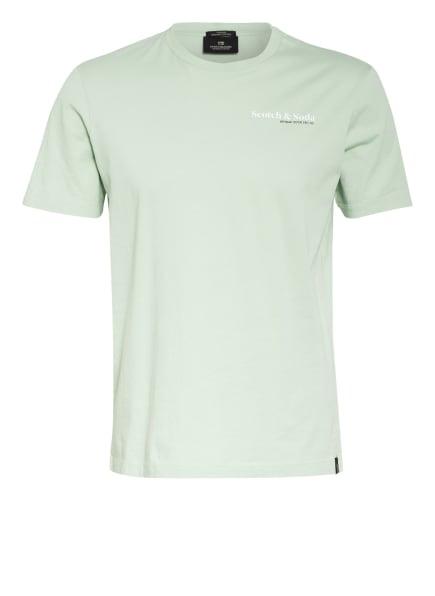 SCOTCH & SODA T-Shirt, Farbe: MINT (Bild 1)