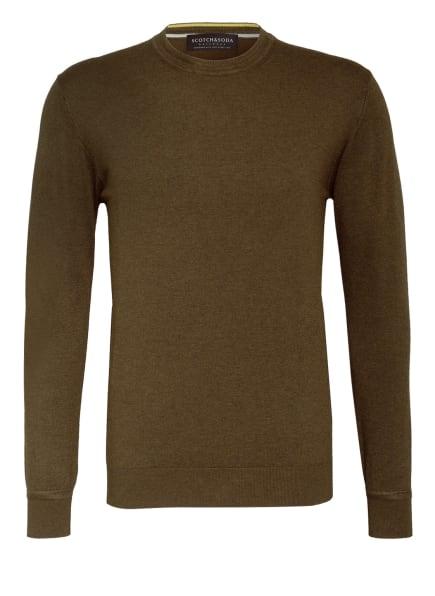 SCOTCH & SODA Pullover, Farbe: KHAKI (Bild 1)