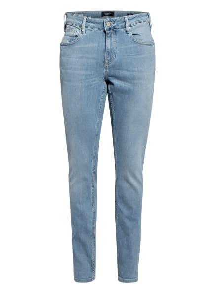 SCOTCH & SODA Jeans SKIM Super Slim Fit, Farbe: 3958 Blauw Trace (Bild 1)