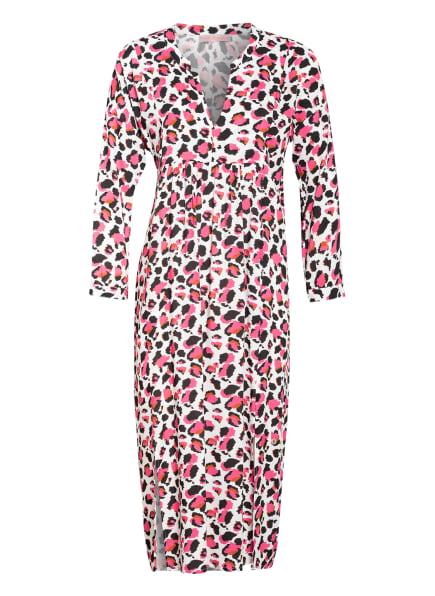 FRIEDA&FREDDIES Kleid mit 3/4-Arm , Farbe: WEISS/ PINK/ SCHWARZ (Bild 1)