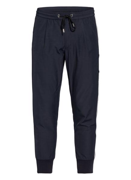 MONCLER Hose im Jogging-Stil, Farbe: DUNKELBLAU/ CREME (Bild 1)