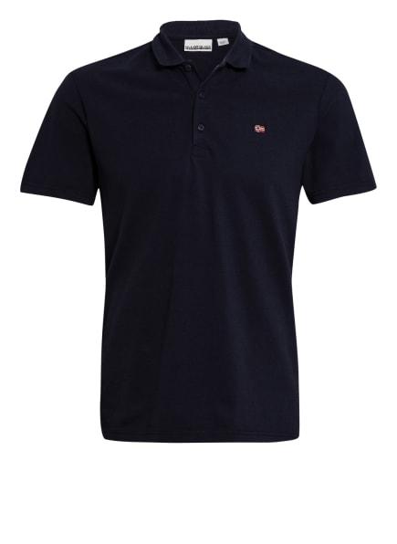NAPAPIJRI Piqué-Poloshirt, Farbe: DUNKELBLAU (Bild 1)